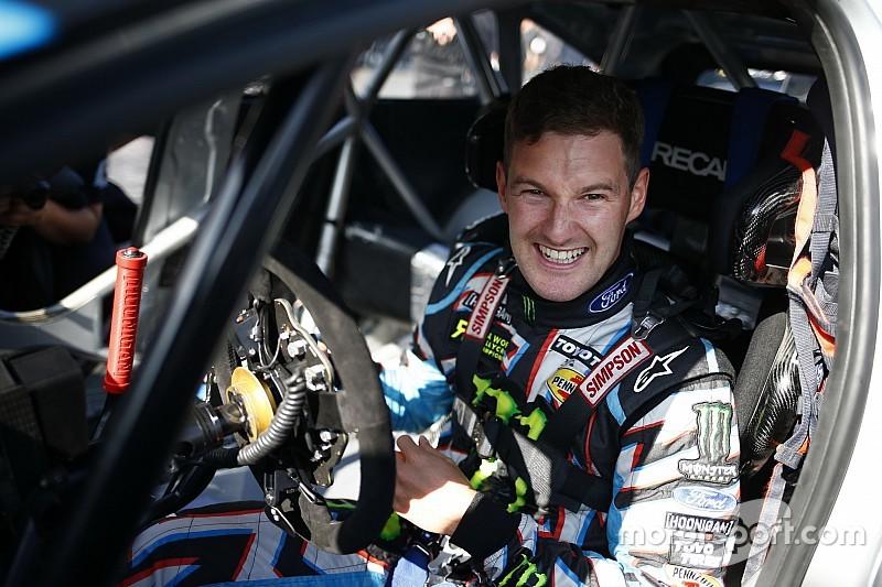 Bakkerud considering WRC2 after Hoonigan's WRX exit