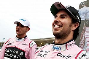 F1 Noticias de última hora Force India hará todo en sus manos para retener a Pérez y a Ocon