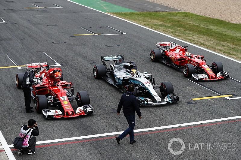 Britanya GP öncesi: Yarış gridİ