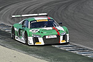 Endurance Practice report California 8 Hours: Land puts Audi on top in prequalifying