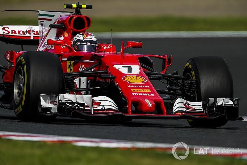 Raikkonen cree que Ferrari puede ganar en las cuatro carreras finales