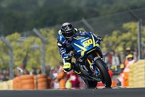 MotoGP Réactions L'arrivée et un point pour Guintoli pour son retour en MotoGP