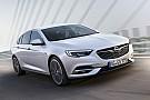 Les photos de l'Opel Insigna Grand Sport
