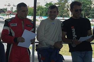 Українське кільце Топ список Чемпіонат України з кільцевих гонок: обличчя 3-го етапу