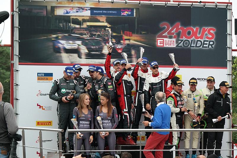 Klassensieg für T2 Racing am 24h im Zolder!