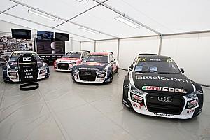 World Rallycross Breaking news Ekstrom WRX team selling Audi S1s, could leave series