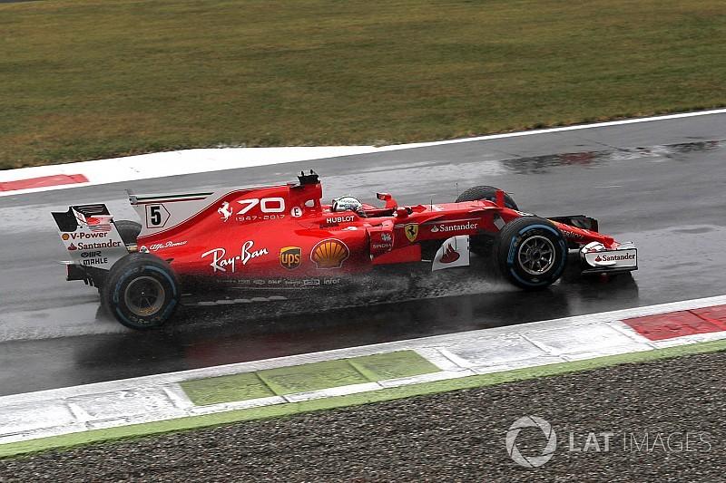 Em 6º, Vettel não sabe o que ocorreu com ritmo da Ferrari