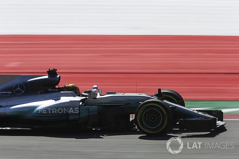 【F1】オーストリアFP2詳報:引き続きハミルトン首位。2番手ベッテル