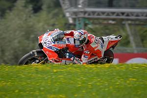 MotoGP Ultime notizie Red Bull Ring, Warm-Up: testa a testa tra Dovizioso e Marquez