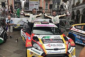 """Rally Svizzera Intervista Gilardoni: """"Sono cresciuto su queste strade, ma un po' di fortuna..."""""""