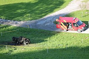 Hillclimb Breaking news FIA requests data over Hammond hillclimb crash