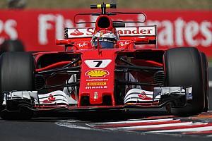 Formule 1 Actualités Räikkönen :