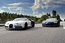 Automotive Best Way To Film A Bugatti Chiron Do 249 MPH? Another Chiron
