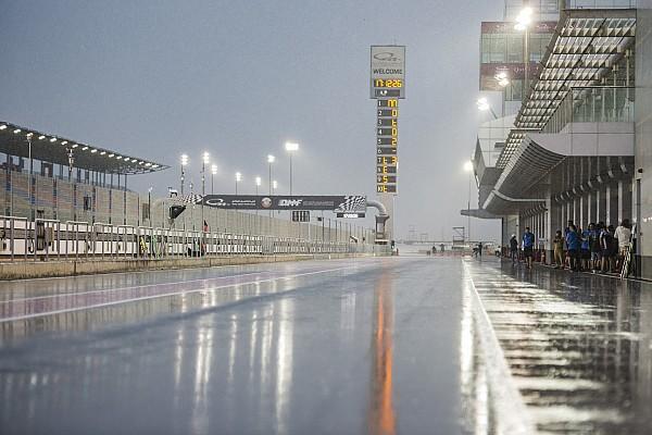 MotoGP Actualités De la pluie annoncée pour le Grand Prix du Qatar