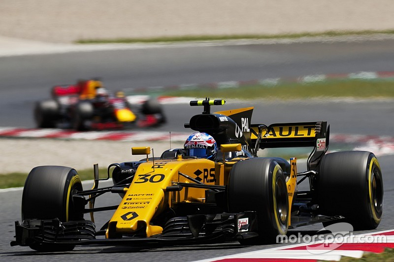 "Renault ""committed"" to helping Palmer recover"