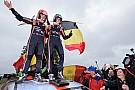 WRC Neuville toma el triunfo en Polonia