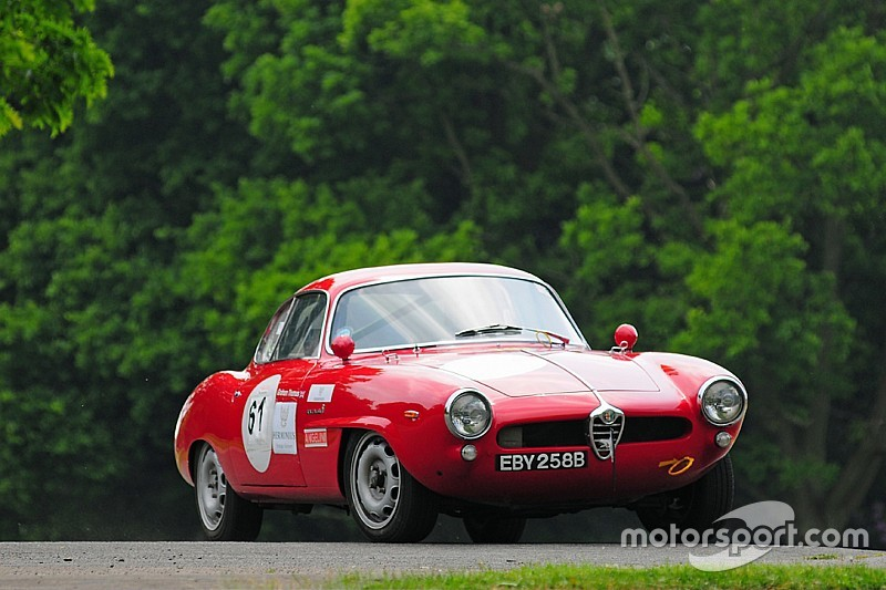 Motorsport returns to historic Crystal Palace for sprint meeting