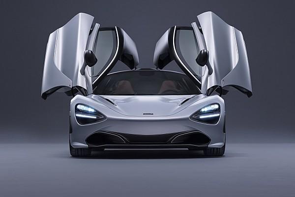 El nuevo McLaren de 720CV