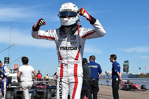 USF2000 Barber USF2000: Askew doubles up in dominant style