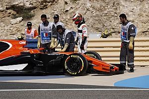 Formula 1 Ultime notizie McLaren: Vandoorne monta già la terza power unit della Honda!