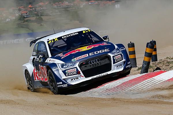 World Rallycross Résumé de course Ekström et Loeb matent les Polo en finale