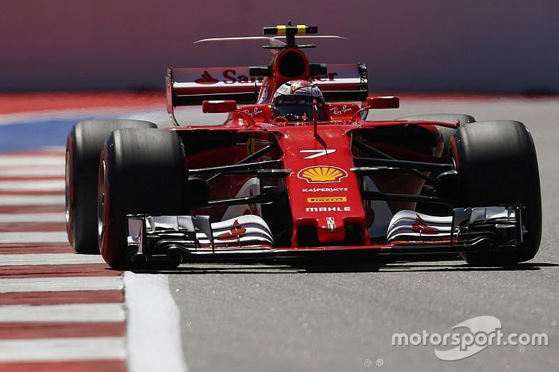 【F1ロシアGP】FP1:ライコネン首位。バンドーンにまたしてもトラブル
