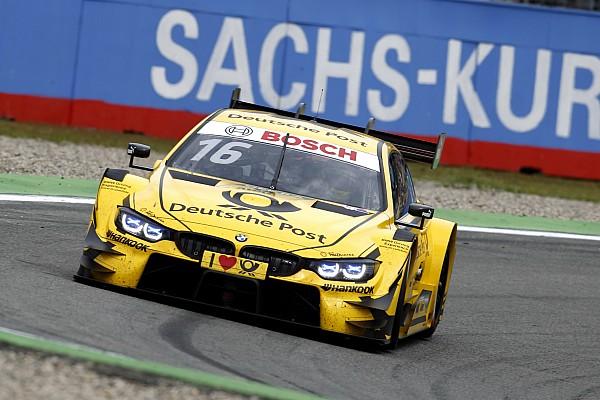 DTM Timo Glock, pole para la carrera del domingo del DTM