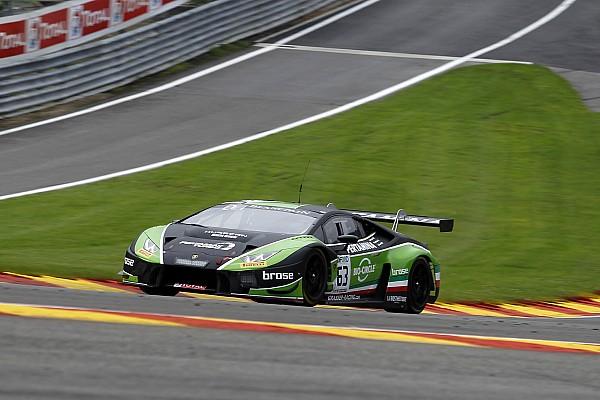 24 uur Spa: Grasser Lamborghini op kop in pre-kwalificatie