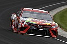 NASCAR Cup Kyle Busch takes Brickyard 400 pole over Kevin Harvick