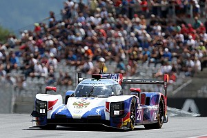 ELMS Résumé de course Dallara décroche sa première victoire en LMP2