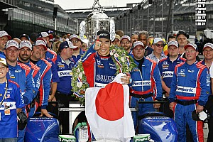 """IndyCar Breaking news Writer fired after """"unacceptable"""" tweet about Sato's Indy 500 win"""