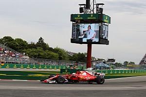 F1 Noticias de última hora Vettel finaliza primero previo a la clasificación en Canadá