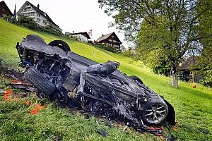 Heuvelklim Nieuws Organisatie heuvelklim krijgt boete na crash Hammond