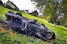 Multan a organizadores del Swiss hillclimb por accidente de Richard Hammond