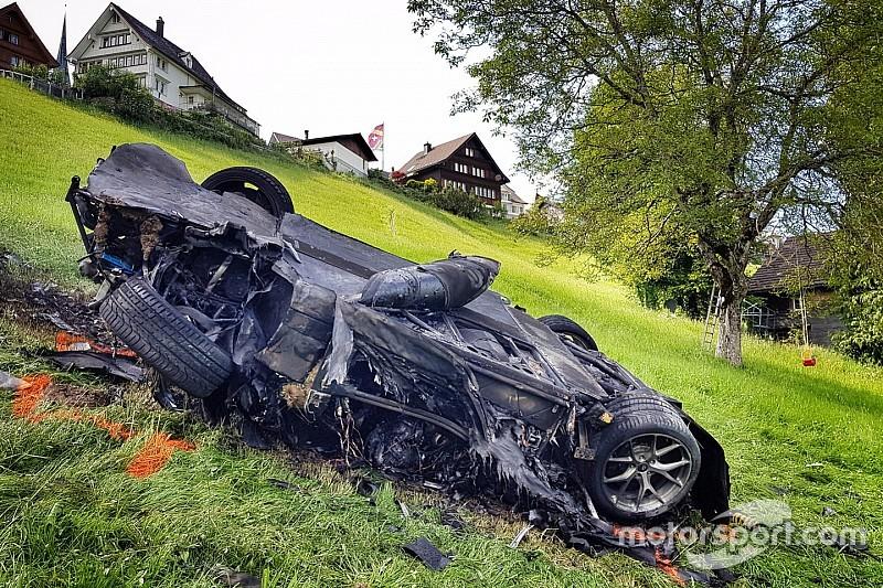 FIA exige explicaciones del accidente de Richard Hammond