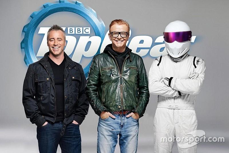 L'acteur Matt LeBlanc devient l'animateur de Top Gear