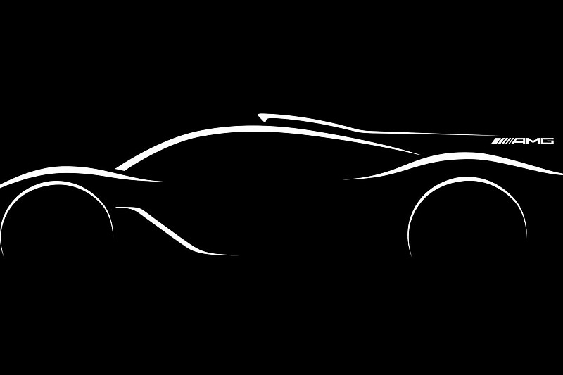 Mercedes plant neuen Supersportwagen mit aktuellem Formel-1-Antrieb
