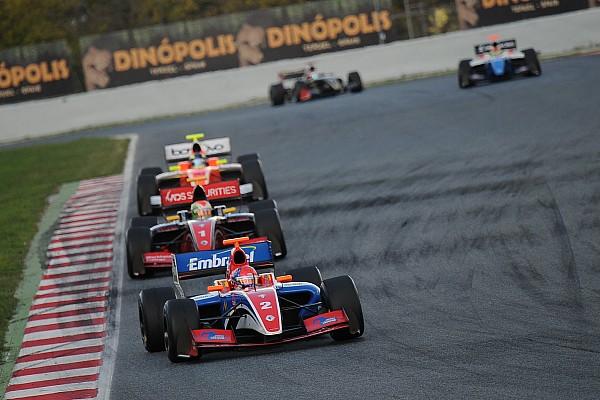 GP2 Formula V8 3.5 sends