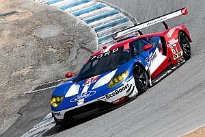 IMSA Отчет о гонке К Ford GT пришла первая победа
