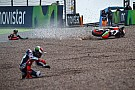 MotoGP season witnesses 1000 crashes for the first time