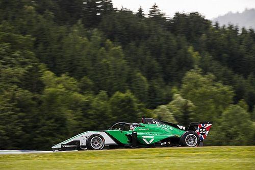 W Series Avusturya: Chadwick, Red Bull Ring'de pole'ü aldı