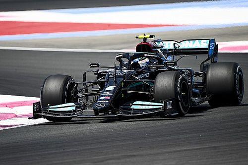 EL1 - Mercedes lance le week-end avec un doublé