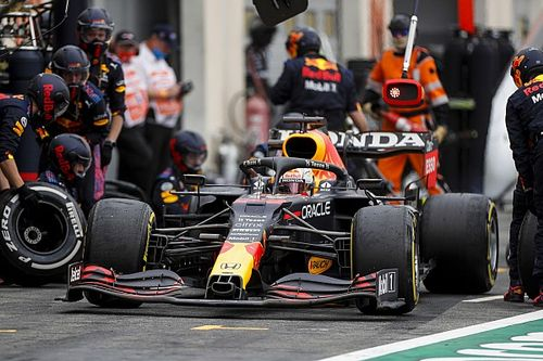 """How Red Bull took French GP """"payback"""" on a day of Mercedes mistakes"""
