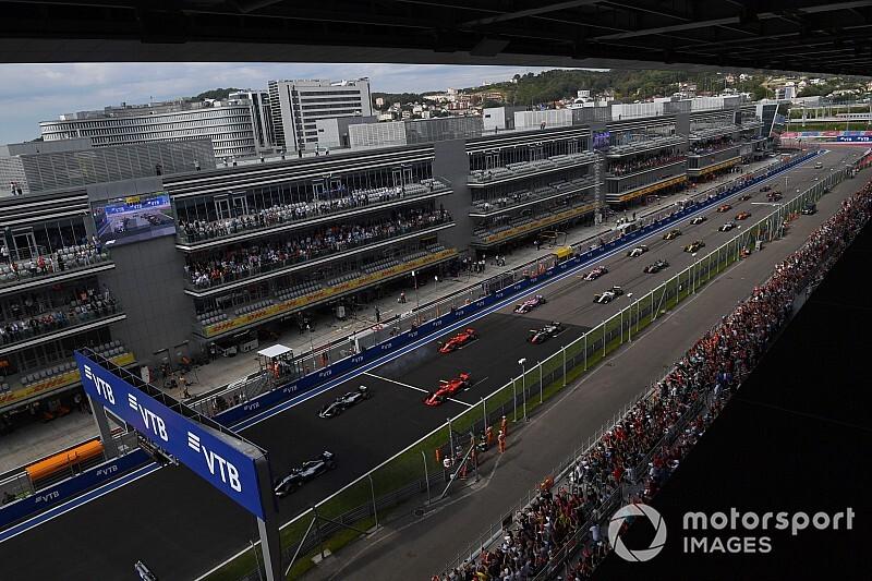 Top 10: GP da Rússia de Fórmula 1