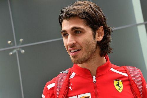 Ferrari: lo sapevate che il terzo pilota della Scuderia è... Giovinazzi?