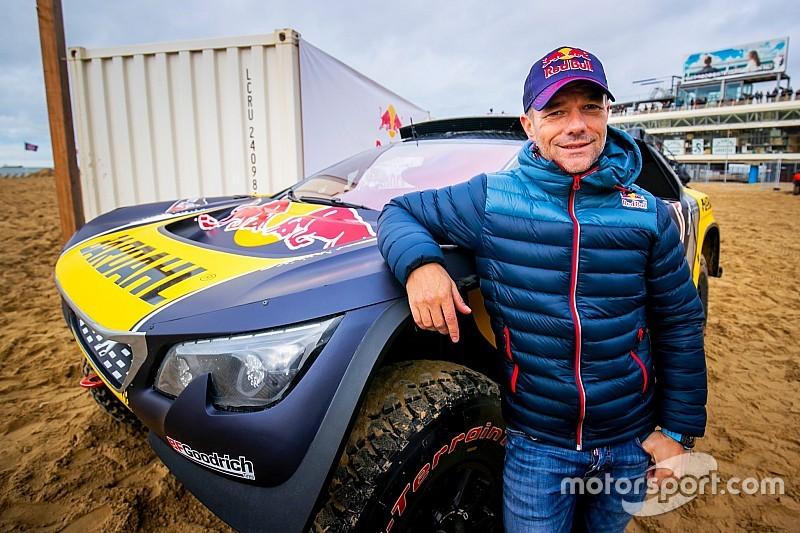 Loeb, 2019 Dakar Rallisi'nde temkinli davranacak