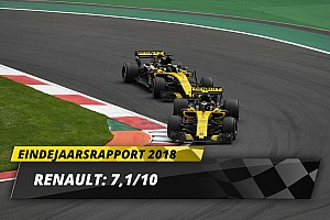 Eindrapport Renault: Best of the rest, maar nog ver van de top