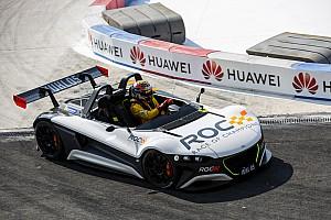 El asfalto del Foro Sol será un reto para los pilotos en Race of Champions