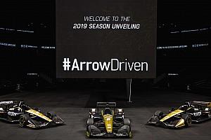 Schmidt espera conformar el grupo de los '4 grandes' de IndyCar en 2019