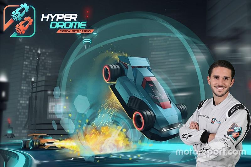 Anzeige: Daniel Abt und Hyperdrome - die beste Kombo für das Rennspiel der Zukunft